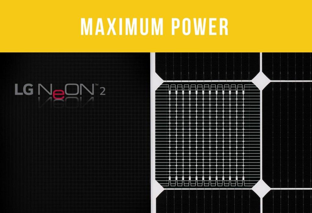 Best Solar Panels LG Solar panels vs the rest by Perth Solar Warehouse