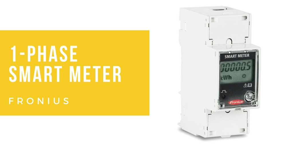 1-Phase Fronius Smart Meter by Perth Solar Warehouse