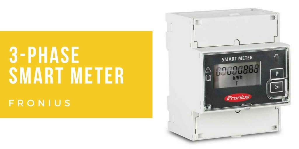 3-Phase Fronius Smart Meter by Perth Solar Warehouse