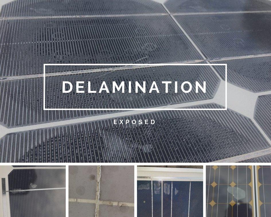 DELAMINATION Tier 1 Solar Panels