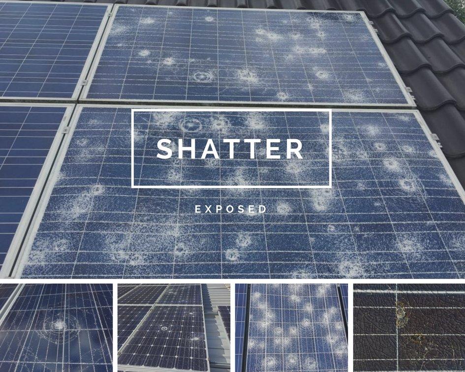 SHATTER Tier 1 Solar Panels