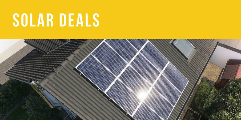 Best Tier 1 solar deals by Perth Solar Warehouse