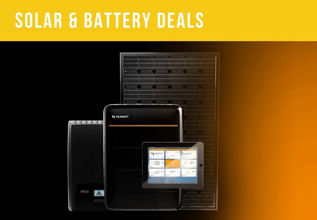 Solar Power Amp Battery System Deals For Perth Amp Bunbury