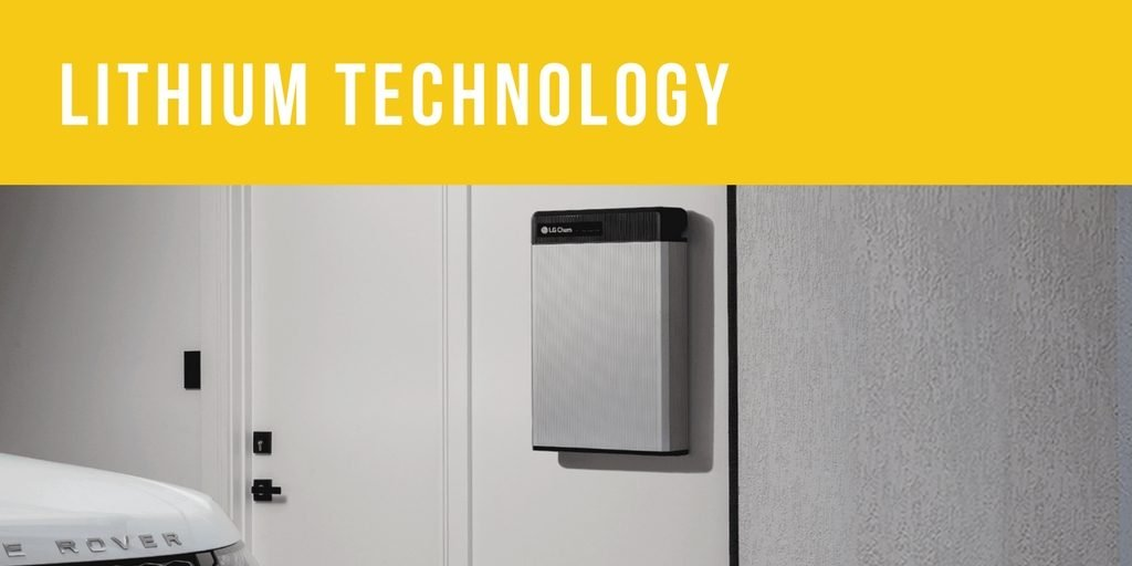 Lithium Solar Battery Technology by Perth Solar Warehouse