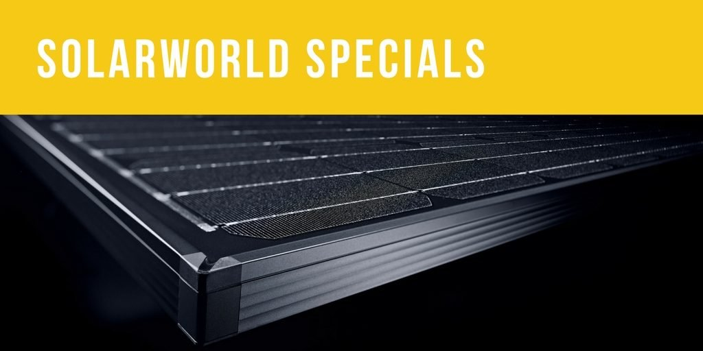 SolarWorld Solar Package Specials by Perth Solar Warehouse