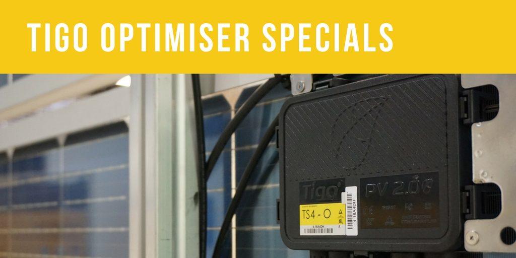 Tigo optimiser special by Perth Solar Warehouse