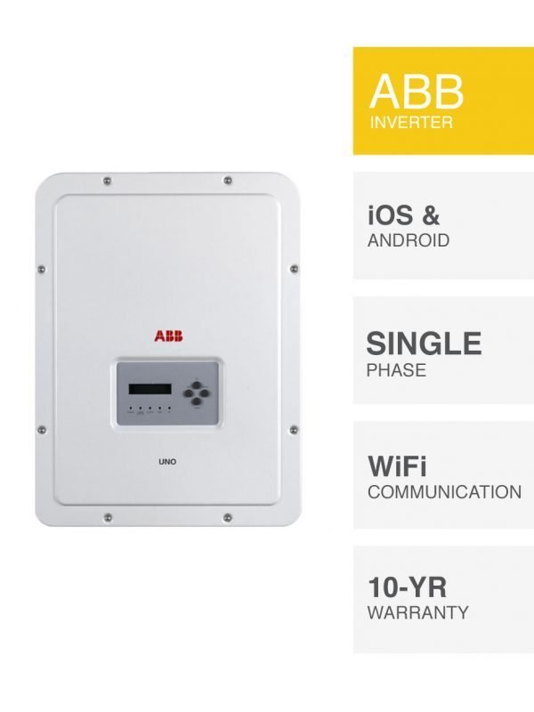 ABB Inverter Replacement by PSW Energy