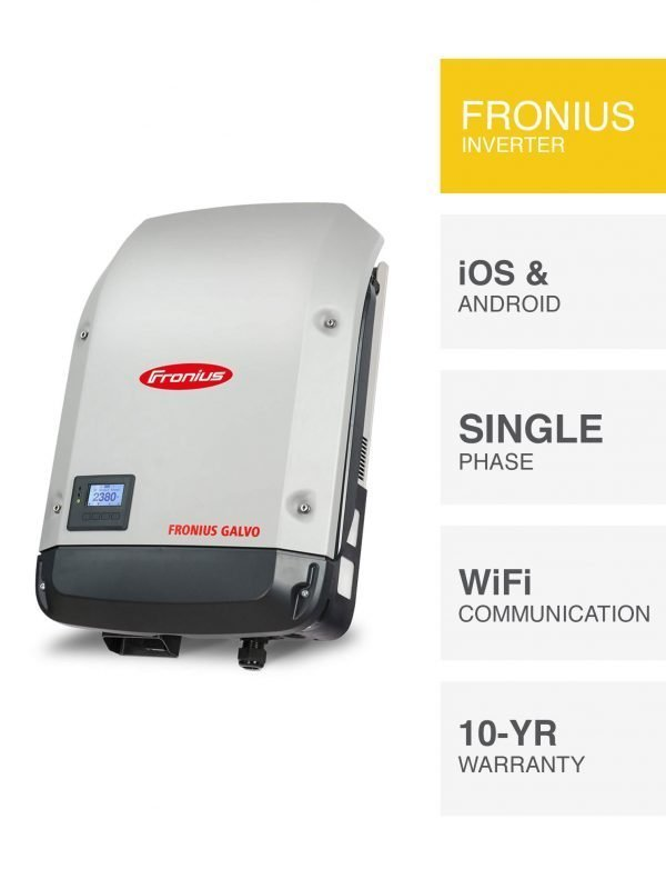 Fronius Galvo Inverter by PSW Energy