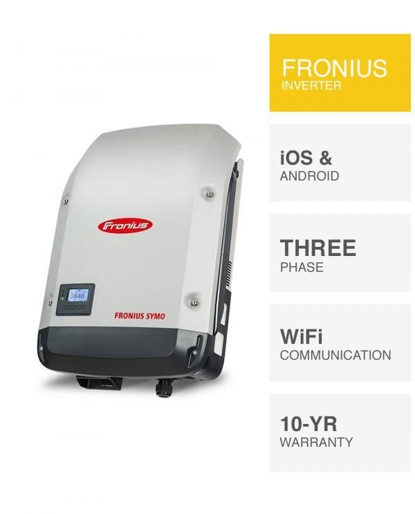 Fronius SYMO Inverter Replacement by PSW Energy