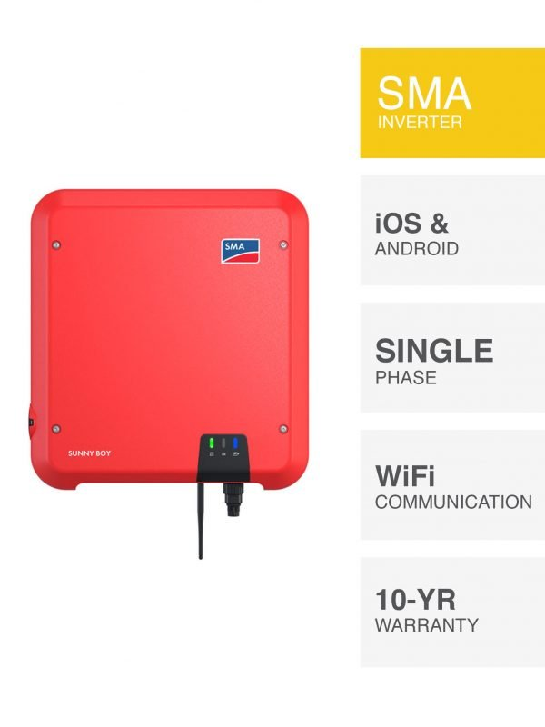 SMA Inverters by PSW Energy