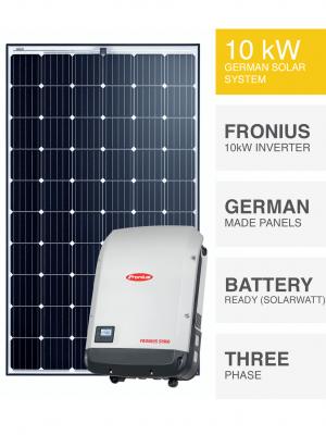 10kW Premium Solar System