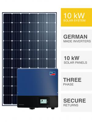 10kW Solar System