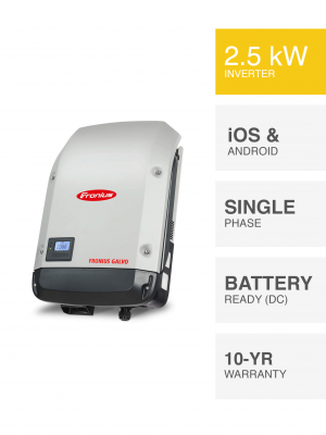 2.5kW-Fronius-Galvo-Inverter
