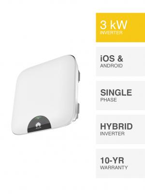3kW Huawei Hybrid Inverter
