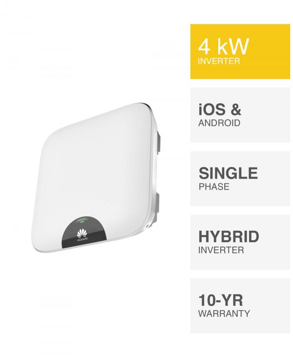4kW Huawei Hybrid Inverter
