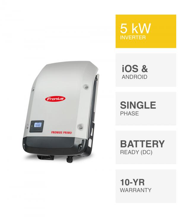 5kW-Fronius-Primo-Inverter