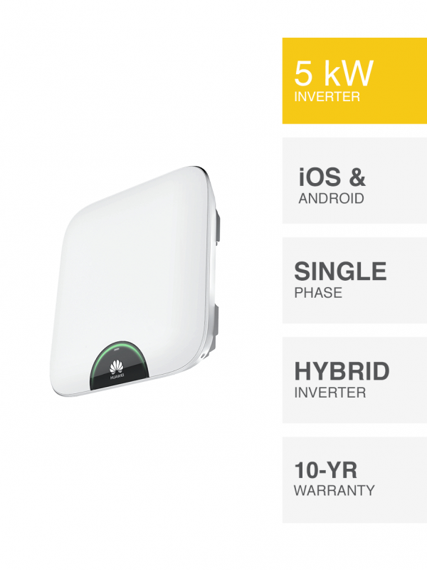 5kW Huawei SUN2000L Inverter
