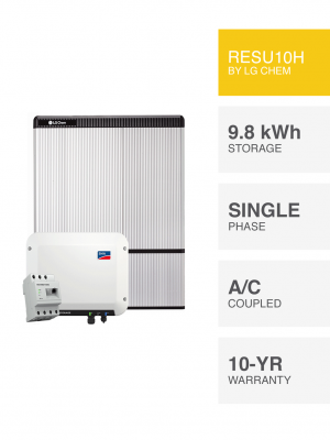 LG Chem Battery Storage