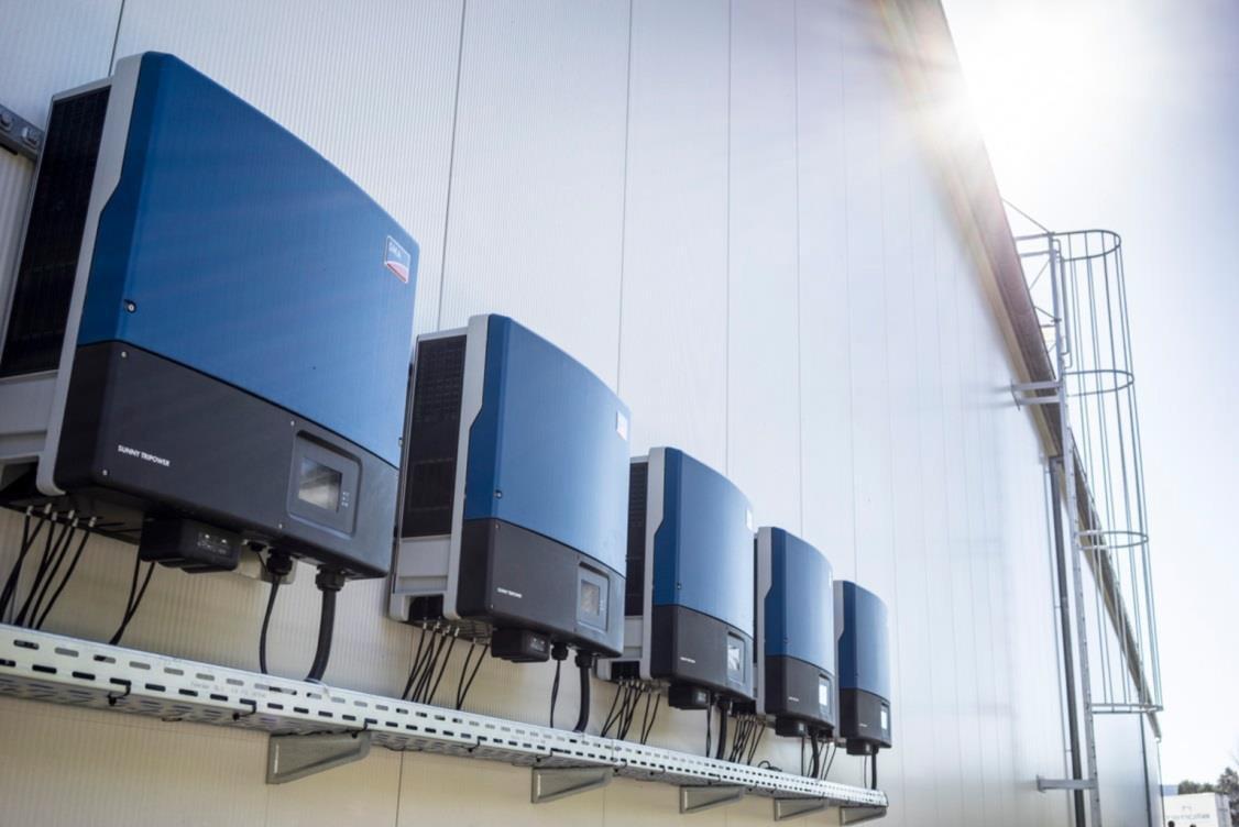 SMA Solar Inverters - Sunny Tripower