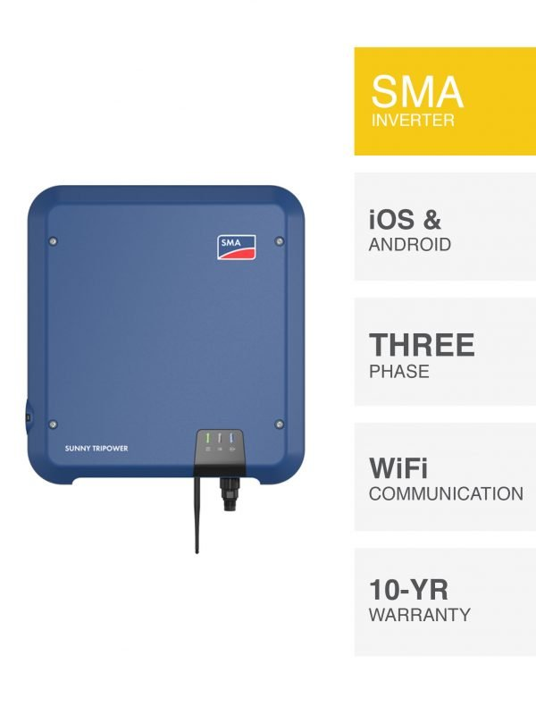 SMA AV-40 Sunny Tripower Inverter