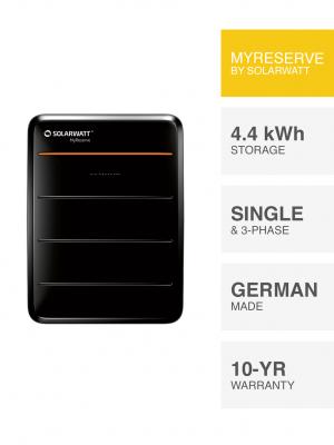 SolarWatt MyReserve 4.4 kWh Energy Storage