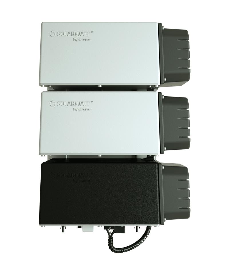 SolarWatt MyReserve Matrix 4.4 Battery Storage