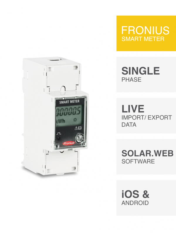 Fronius Single Phase Smart Meter