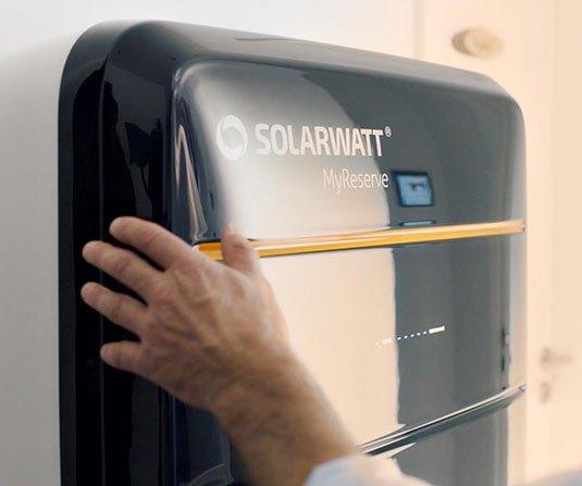 SolarWatt MyReserve Energy Storage
