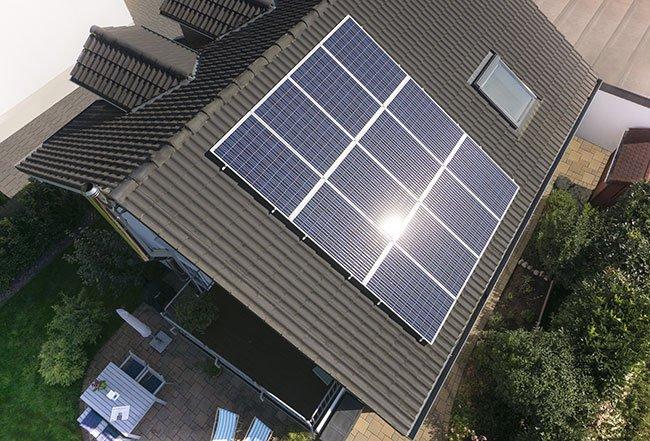 SolarWorld German Made 3kW Solar Energy System