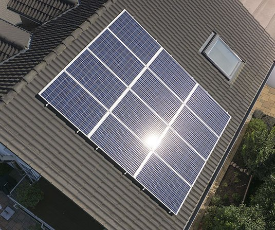 SolarWorld German Made 3kW Solar Energy System