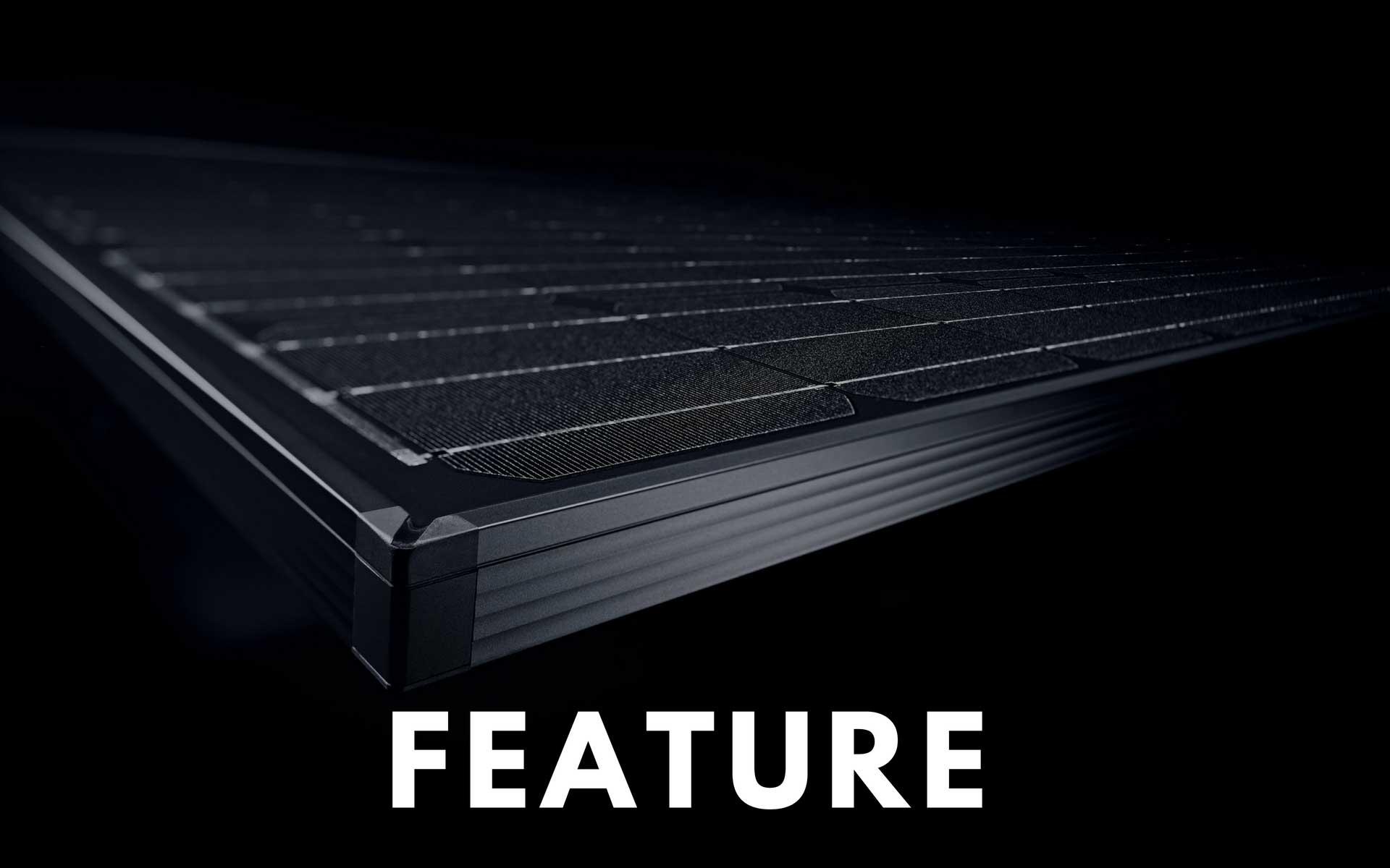 German Made Monocrystalline Solar Panels Built To Impress