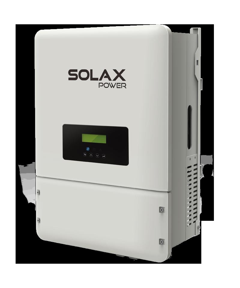 X1 Hybrid Solax Power Three Phase Hybrid Inverter