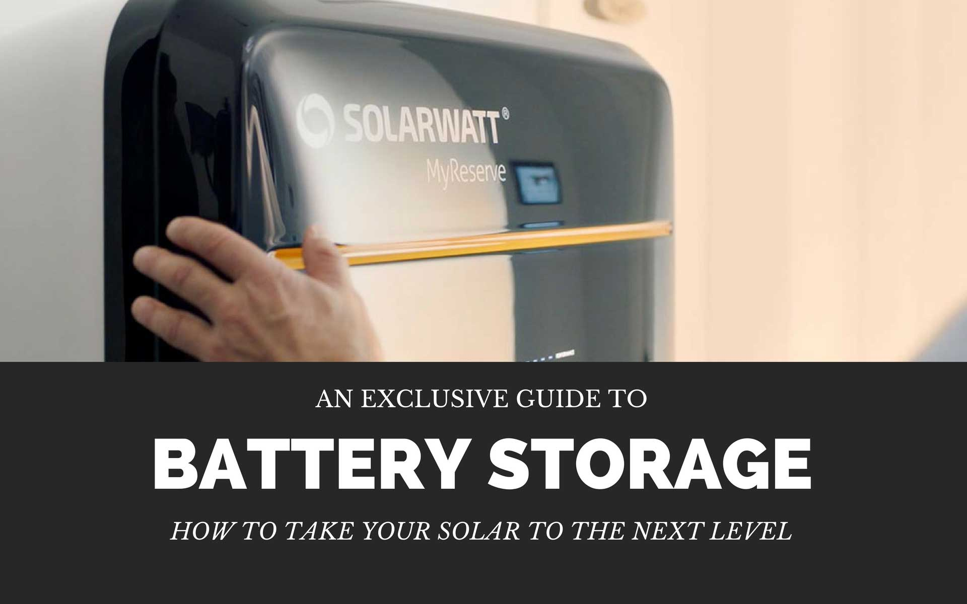 Battery Storage by Perth Solar Warehouse