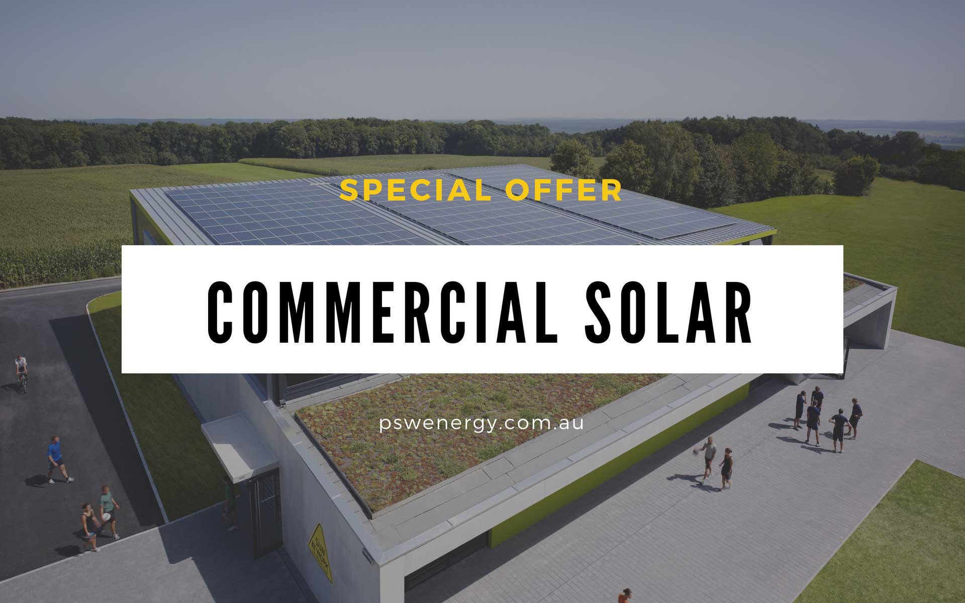 Commercial Solar Perth & Bunbury WA by PSW Energy