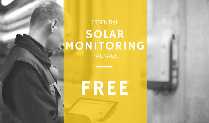 Essential Solar Monitoring Package By Perth Solar Warehouse