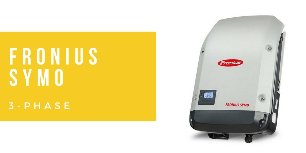 FRONIUS SYMO INVERTERS BY PERTH SOLAR WAREHOUSE