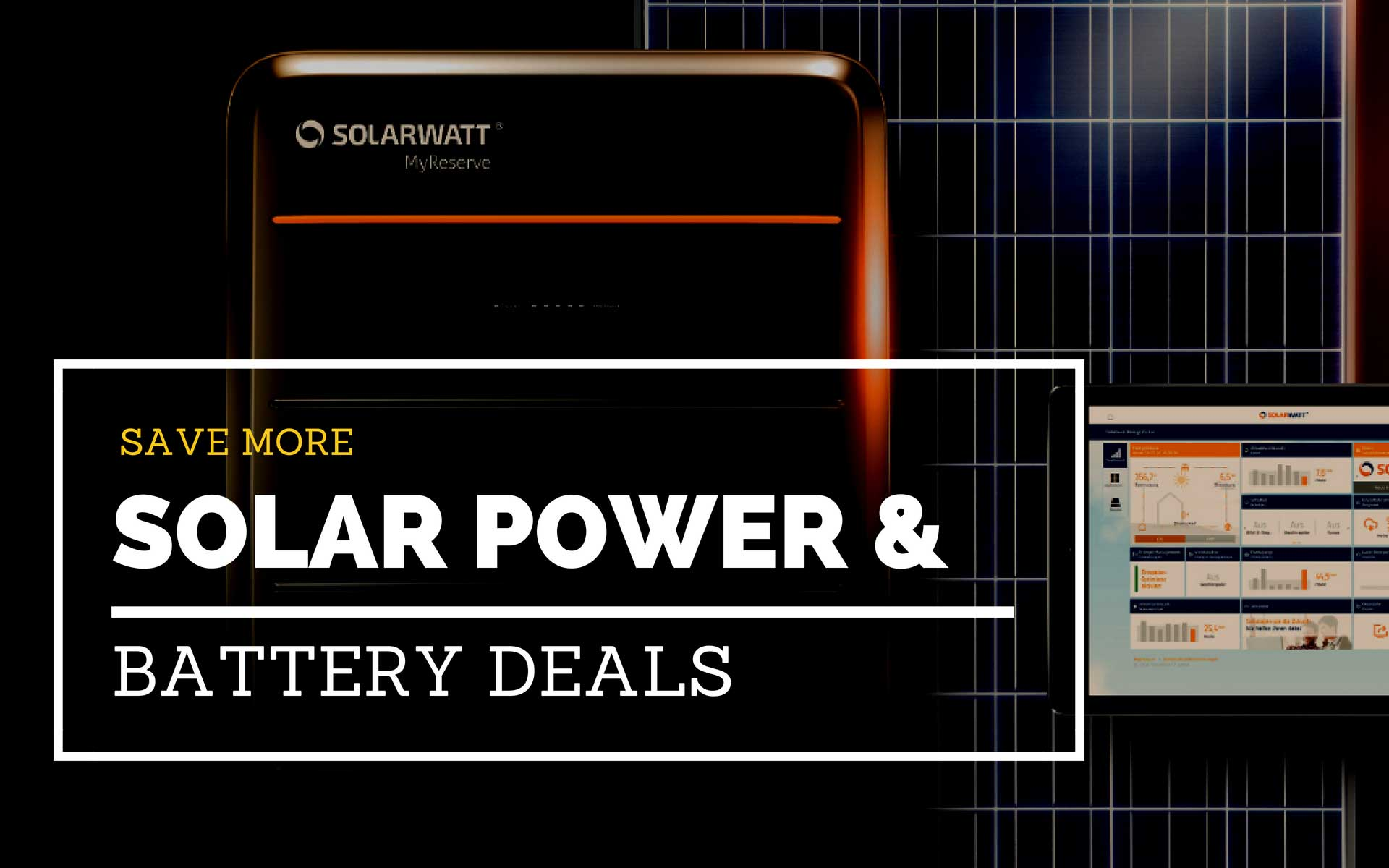 Solar Power & Battery System Deals By Perth Solar Warehouse
