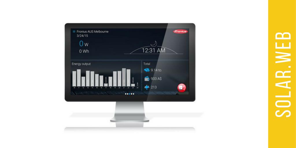 SOLAR.WEB by Perth Solar Warehouse