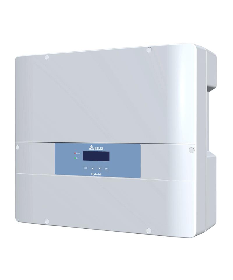 Delta Hybrid Solar Battery
