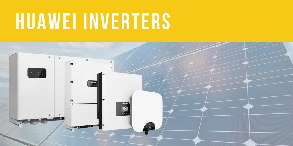 HUAWEI INVERTER SPECIALS by PSW Energy