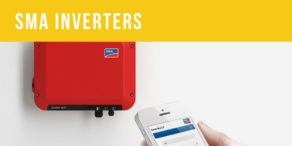 SMA INVERTER SPECIALS by PSW Energy