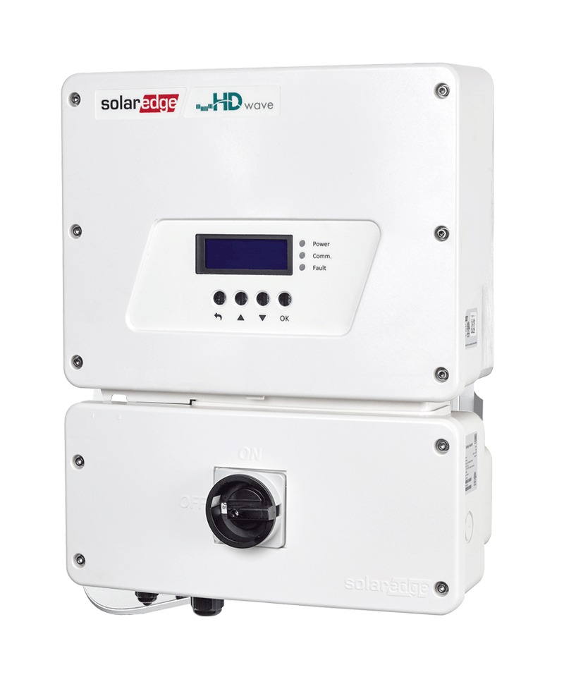 SolarEdge 5kW 1P HD Wave Inverter