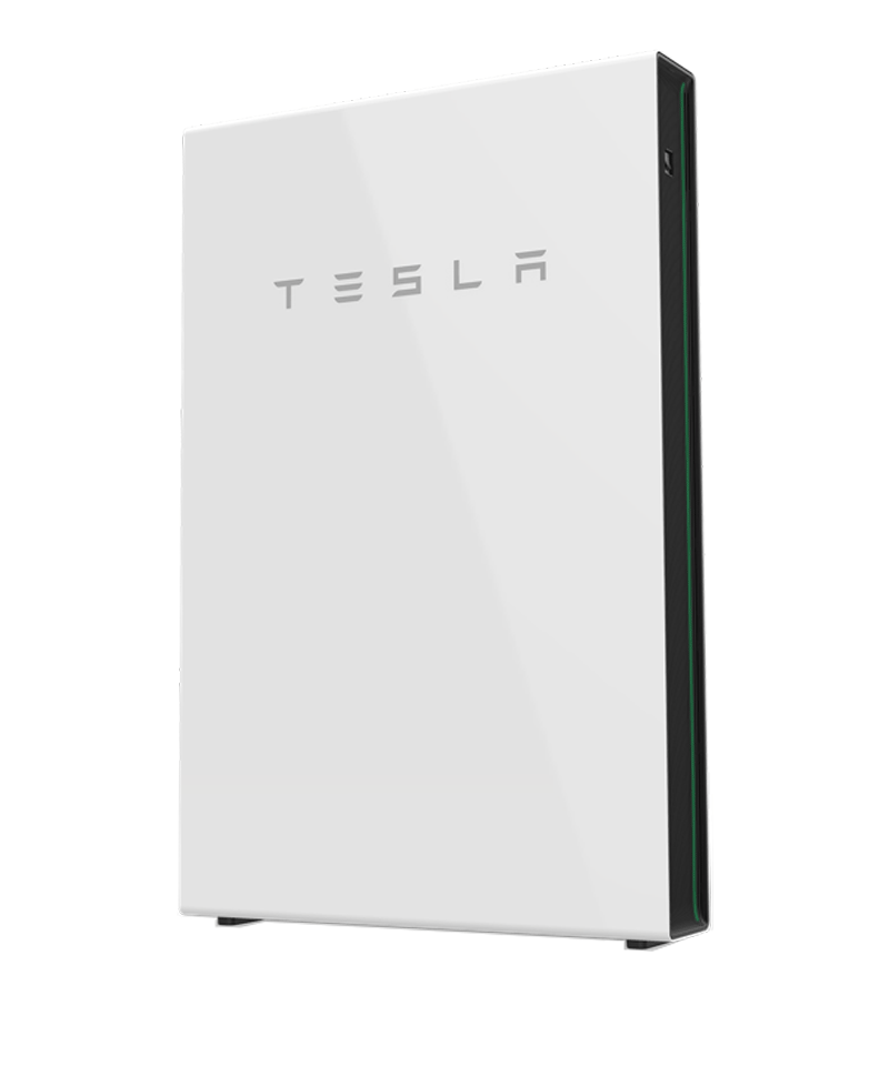 Tesla Powerwall Energy Storage