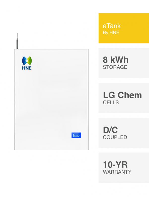 HNE eTank Solar Battery