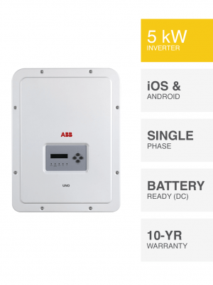 5kW ABB String Inverter