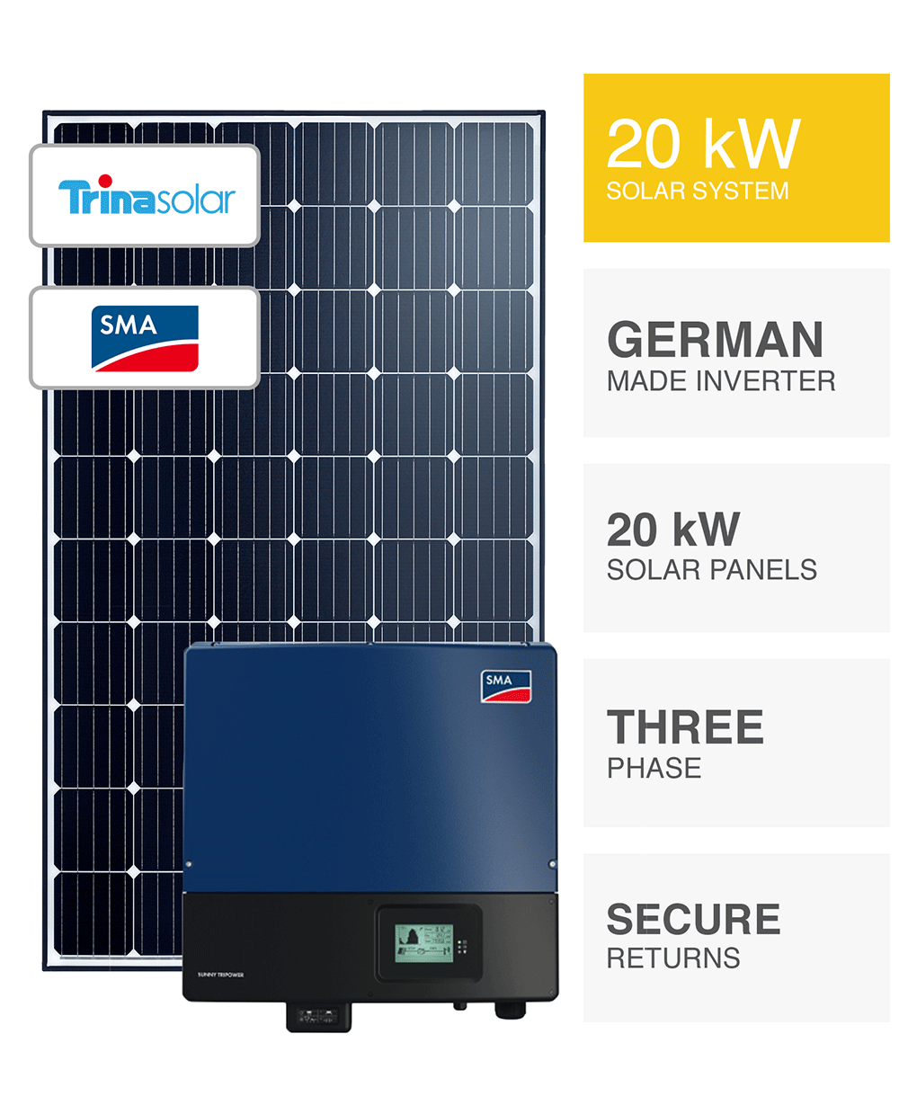 Commercial 20kw Solar System Save More Installed Prices
