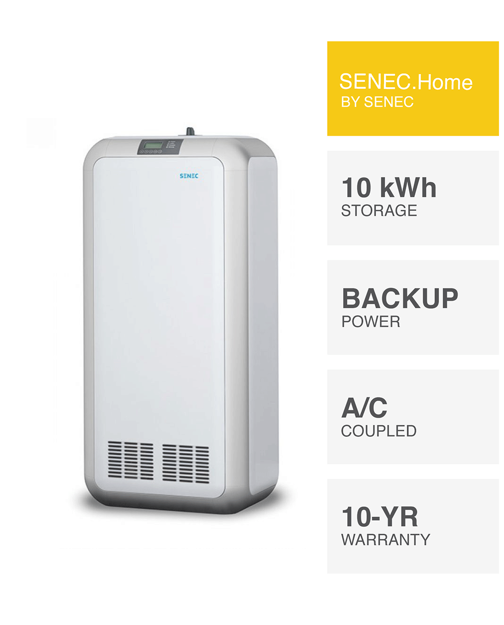 Senec Home Solar Battery Save More Installed Prices Perth Wa