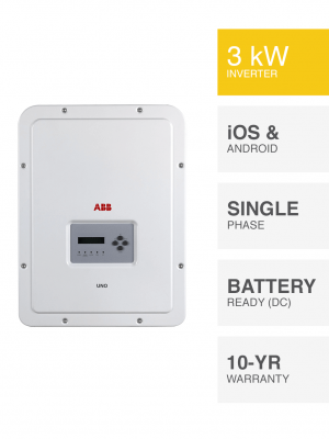 3kW ABB String Inverter