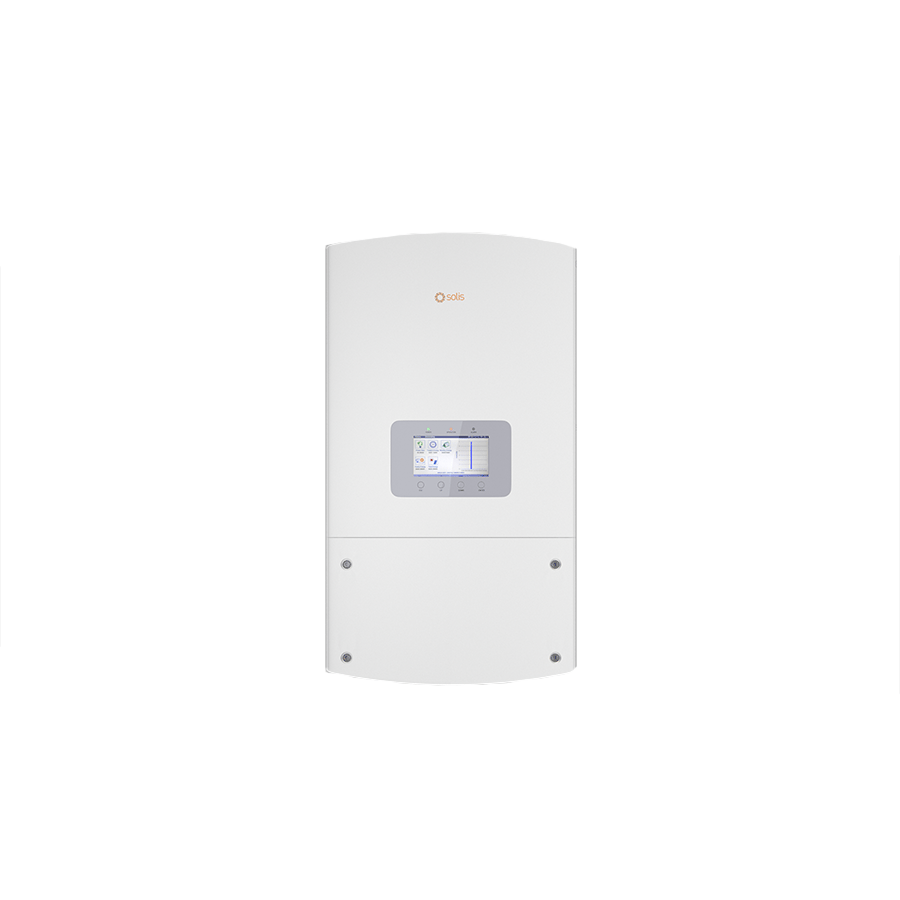 Solis Three-phase Inverters by Perth Solar Warehouse