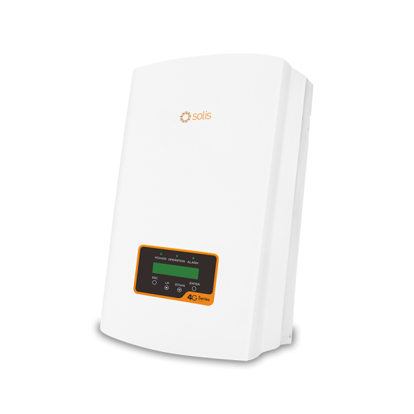 Solis 4G Inverters Solar System
